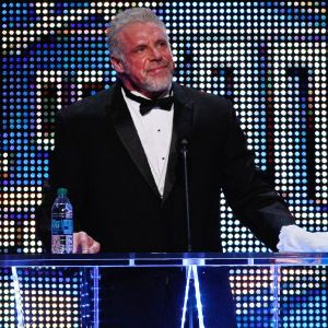 Recent photo from WWE HOF